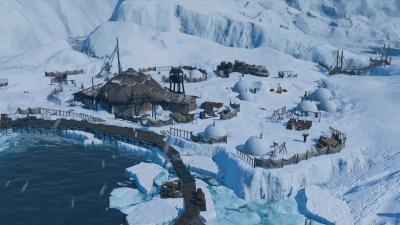 """Новое дополнение к Anno 1800 отправит игроков в морозные дали уже 10 декабря"""""""