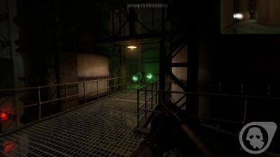 """Транспорт, комплекс Чёрной Мезы и враги на скриншотах фанатского ремейка Half-Life: Opposing Force"""""""