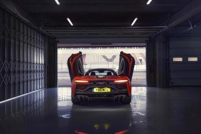 """McLaren представила гибридный спорткар Artura 2022 по цене от $225 тысяч"""""""