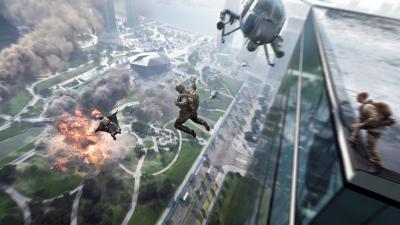 """Утечка: первые официальные скриншоты и подробности Battlefield 2042 появились в Сети до презентации игры"""""""