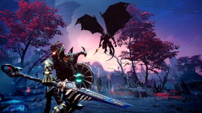 """PS4-версия Goodfall выйдет 10 августа вместе с дополнением Fire & Darkness и бесплатным обновлением Lightbringer"""""""