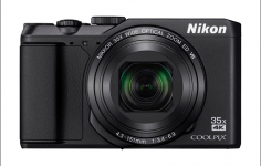 Nikon рекламирует своё «богатое наследие» изображением с камерой Fujifilm
