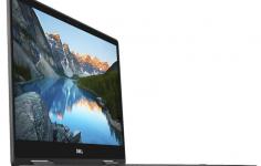 Dell начала продажи Inspiron 13 7000 2-in-1: пятый ноутбук на базе