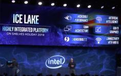 Анонс Intel Ice Lake возможно состоится уже в июне изображение