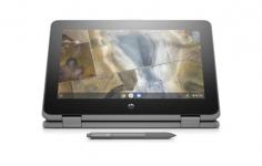 Бизнес-ноутбуки HP ProBook 445/455 G6 оснащены чипом AMD Ryzen изображение