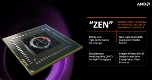 Старший процессор AMD Summit Ridge (Zen) будет стоить почти $600
